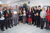 Autoridades municipales asisten al Centro de Día de AFEMTO, con nueva sede en librilla