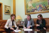Firmado un convenio entre Ayuntamiento y Cabildo Superior de Cofradías para ayudar económicamente en la puesta en marcha de los actos de Semana Santa