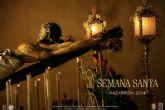 El Cristo de la Soledad anuncia la Semana Santa de Mazarr�n