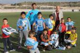 Entregadas las equipaciones de la escuela socio-deportiva de la 'Fundación Real Madrid'