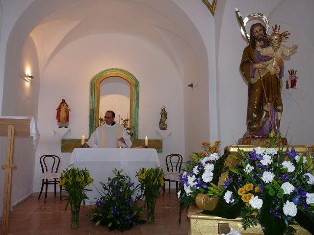 El Saladillo también rindió honores a San José, Foto 1
