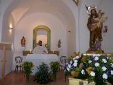 El Saladillo también rindió honores a San José