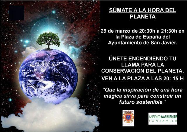 San Javier apagará luces para sumarse a la Hora del Planeta - 1, Foto 1