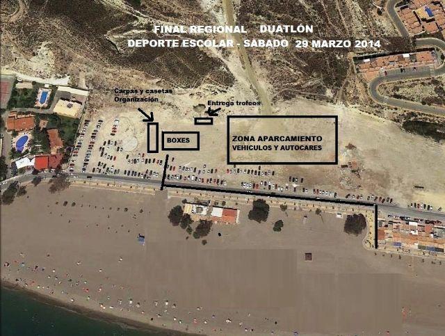 Mazarrón acoge este sábado 29 la final regional de duatlón del programa de deporte escolar, Foto 2