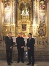 Cultura restaura la imagen de la Purísima Concepción de Salzillo
