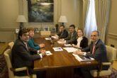 La ministra de Fomento confirma a la alcaldesa los planes del AVE para Cartagena