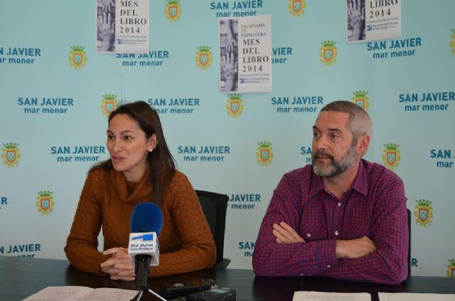 La biblioteca de San Javier recibe la primavera con más de 40 actividades y especial atención al Día del Libro - 1, Foto 1