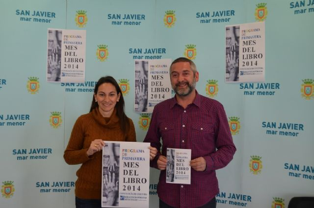 La biblioteca de San Javier recibe la primavera con más de 40 actividades y especial atención al Día del Libro - 2, Foto 2