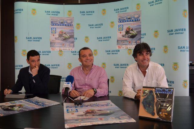 Santiago de la Ribera acoge el Campeonato Nacional de Resistencia de Motos de Agua, el próximo domingo - 1, Foto 1