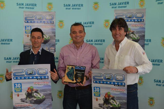 Santiago de la Ribera acoge el Campeonato Nacional de Resistencia de Motos de Agua, el próximo domingo - 2, Foto 2
