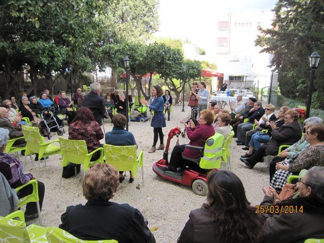 Bienestar Social promueve encuentros entre los usuarios de la Teleasistencia buscando un marco de convivencia así como una mejora del servicio, Foto 2