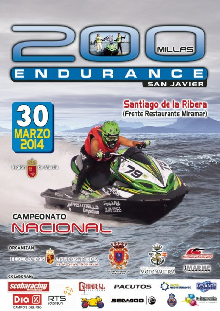 III Endurance 200 Millas San Javier - 2, Foto 2
