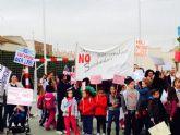 IU-Verdes felicita al AMPA del colegio Virgen de Guadalupe por la reivindicación de sus derechos
