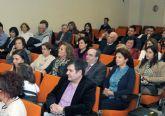 Homenaje a profesores de la Universidad de Murcia
