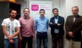 Encuentro entre UPyD y Murcia en Bici para impulsar iniciativas y fomentar el uso de la bicicleta