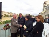El líder del PP lorquino apuesta por la comunicación para derribar el estereotipo de una UE lejana