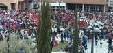 El Día de la Música Nazarena impregna el ambiente de Semana Santa en las calles más céntricas de Totana