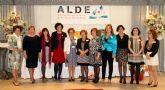 La Asociación de Enfermos de Alzheimer de Puerto Lumbreras ALDEA congrega a más de 200 personas en su comida-gala benéfica anual
