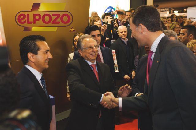 El Príncipe anima a ElPozo a seguir internacionalizando sus productos - 1, Foto 1