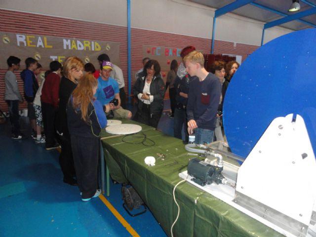 Un grupo de estudiantes europeos participa en un programa de intercambio escolar con el colegio Susarte torreño - 2, Foto 2