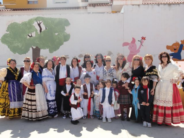 Un grupo de estudiantes europeos participa en un programa de intercambio escolar con el colegio Susarte torreño - 3, Foto 3