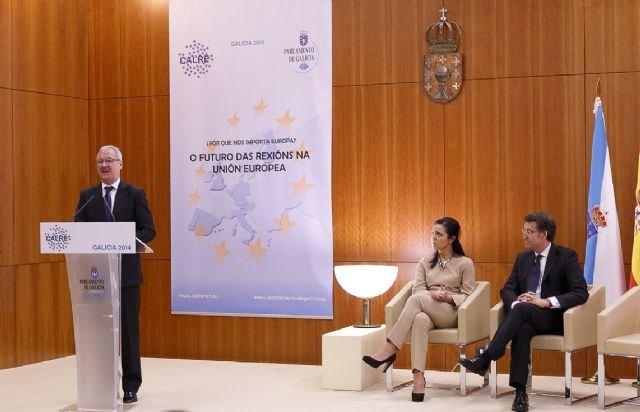 Valcárcel afirma que Europa son autovías, depuradoras, hospitales, el empleo juvenil o la conservación de nuestro patrimonio cultural - 1, Foto 1