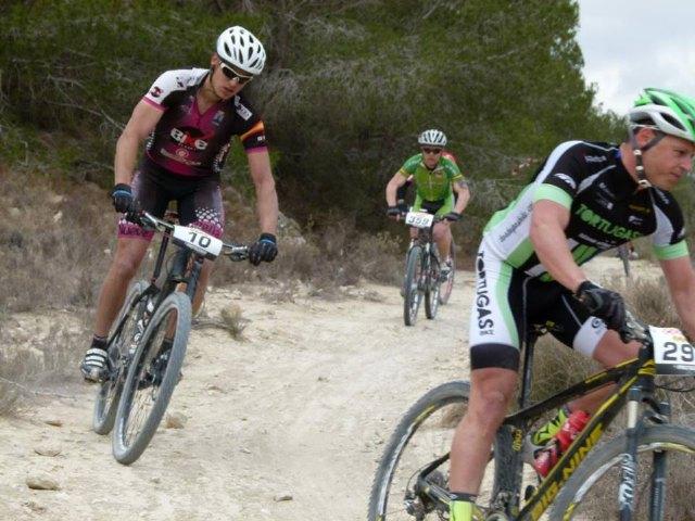 La Peña Las Nueve tuvo una buena representación en la II Prueba del Open Bike Maraton de la Región de Murcia