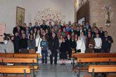 El Sr. Obispo alienta a los jóvenes a vivir con esperanza en un mundo triste