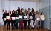 Clausura del taller de búsqueda de empleo para la mujer 2.0