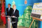 La CHS inicia la recuperación ambiental del río Segura en la ciudad de Murcia