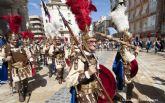 Las cofradías siguen festejando la Cuaresma con sus actos tradicionales