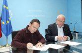 El Ayuntamiento ha renovado el convenio de colaboración con la Asociación de Voluntarios de Protección Civil
