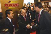 El Pr�ncipe anima a ElPozo a seguir internacionalizando sus productos
