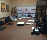 Las Concejalías de Servicios, Festejos y Tráfico ultiman los detalles del preventivo de seguridad para la Semana Santa 2014