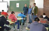 Más de 200 alumnos asisten en Águilas a la Olimpiada Matemática de la Región de Murcia