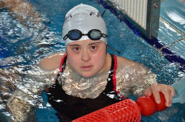Loli de Gea consigue tres medallas en el Campeonato de España de Natación para personas con discapacidad - 1, Foto 1