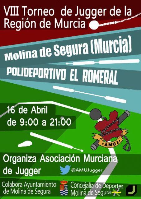 Molina de Segura acoge la octava edición del Campeonato Regional de Jugger el miércoles 16 de abril - 1, Foto 1