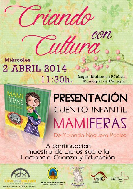 Lactocrianza celebra el Día del Libro comentando textos relacionados con el embarazo, el parto y la crianza - 1, Foto 1