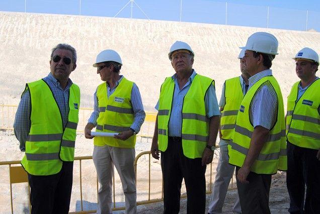 La EDAR de Alguazas, más cerca de su puesta en funcionamiento - 4, Foto 4