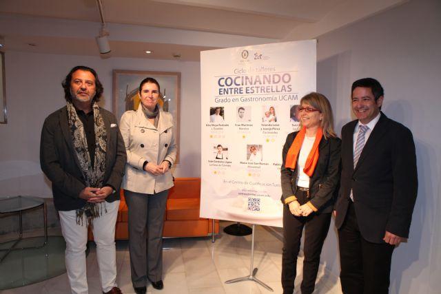 La UCAM y el CCT reunirán a varios de los mejores chefs de España - 1, Foto 1