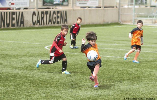 La E.F. La Aljorra, campeón de la Liga de cadetes - 1, Foto 1