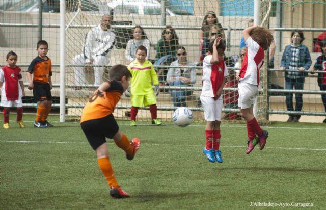 La E.F. La Aljorra, campeón de la Liga de cadetes - 2, Foto 2