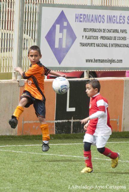 La E.F. La Aljorra, campeón de la Liga de cadetes - 5, Foto 5