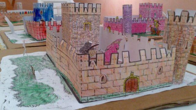 El tradicional Domingo de Panes este año se celebró en el Castillo de Jumilla - 3, Foto 3