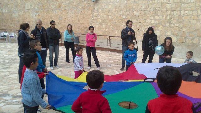 El tradicional Domingo de Panes este año se celebró en el Castillo de Jumilla - 4, Foto 4