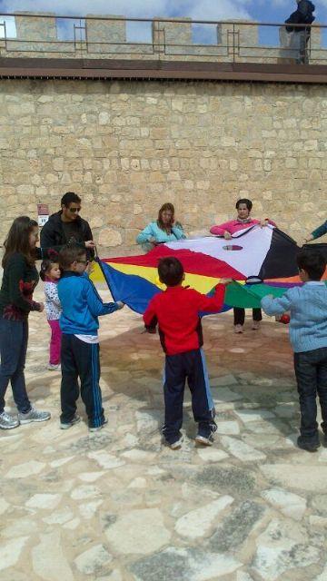 El tradicional Domingo de Panes este año se celebró en el Castillo de Jumilla - 5, Foto 5