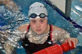 Loli de Gea consigue tres medallas en el Campeonato de España de Natación para personas con discapacidad