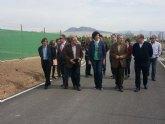 La Comunidad Autónoma acondiciona más de 46 kilómetros de caminos rurales en Lorca y Puerto Lumbreras