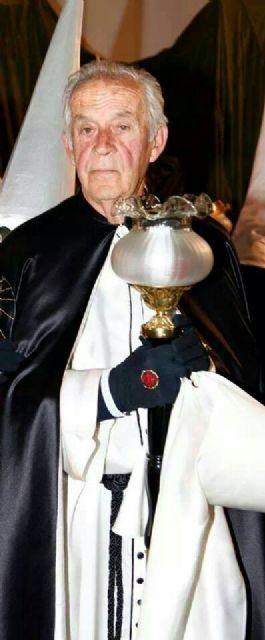Pedro Pérez Martínez será distinguido el próximo sábado como Cofrade Mayor de la Semana Santa 2014 - 1, Foto 1