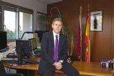 El director del Centro de RTVE en la Región, Juan de Dios Martínez, pregonero de las fiestas de Moros y Cristianos de Archena